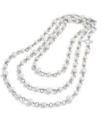 David Yurman Chain Necklace - Lyst