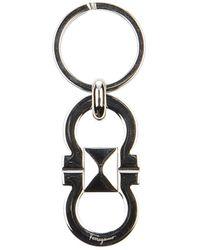 Ferragamo Key Ring - Lyst