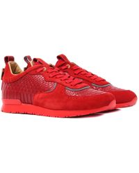 Android Homme - Beta Runner Red Pepper Sneakers - Lyst