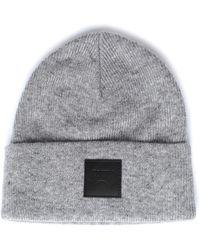 Edwin | Grey Marl Watch Cap Beanie | Lyst