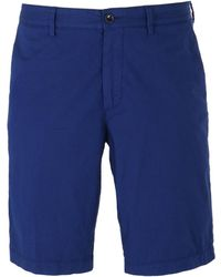 BOSS Athleisure - Royal Blue Bright-d Chino Short - Lyst