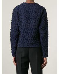 Viktor & Rolf - Textured Sweatshirt - Lyst