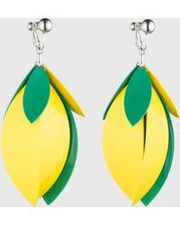 Proenza Schouler | Full Leave Earrings | Lyst