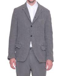 Wooster Lardini Linen Jacket - Lyst
