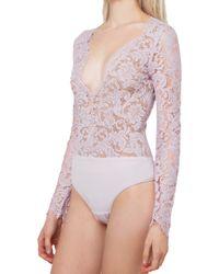 StyleStalker - Sunset Bodysuit - Lyst