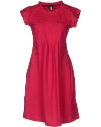 Armani Jeans Short Dress - Lyst