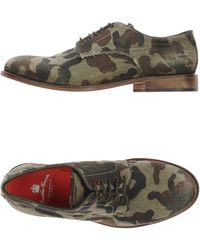Leather Crown   multicolor Lace-up Shoes   Lyst