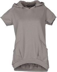 Novemb3r - Hooded Sweatshirt - Lyst