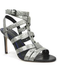 Elie Tahari Gladiator Sandals - Ipanema High Heel - Lyst