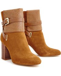 Michael by Michael Kors Krista Ankle Boot - Lyst