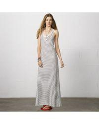 Denim & Supply Ralph Lauren Striped Tank Dress - Lyst