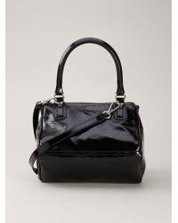 Givenchy Pandora Small Goatskin Shoulder Bag - Lyst