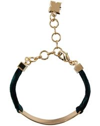 BCBGMAXAZRIA - Bcbg Velvet Bracelet - Lyst