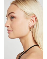 BCBGeneration - Pave Ball Drop Earring - Lyst