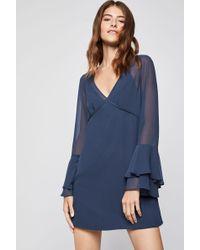 BCBGeneration - Empire Waist A-line Dress - Lyst