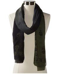Alexander McQueen scarves - Lyst