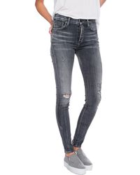 Citizens Of Humanity Gray Rocket - Lyst