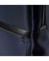 Sunspel - Showerproof Nylon And Leather Rucksack - Lyst