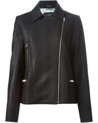 Paul Smith Biker Jacket - Lyst