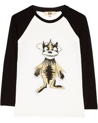 Rika Florence Tee - Lyst