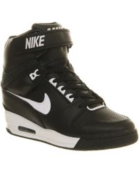 Nike Air Revolution Sky Hi - Lyst