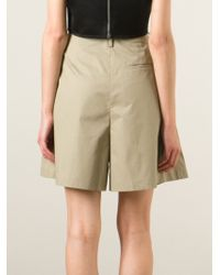 Sofie D'Hoore - Wide Leg Safari Shorts - Lyst