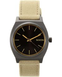 Nixon The Time Teller - Lyst