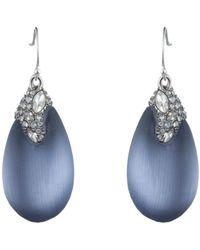 Alexis Bittar Coral Deco Drop Earring - Lyst