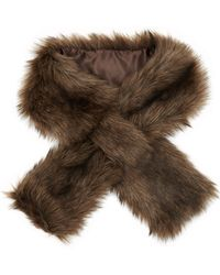 Cc | Fur Tippet | Lyst