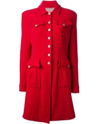 Christian Lacroix Knit Coat - Lyst