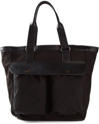 Paul Smith Black Tote Bag - Lyst