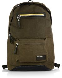 Diesel Mix Traction Clubber Backpack - Lyst