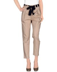 Miss Sixty | Casual Trouser | Lyst