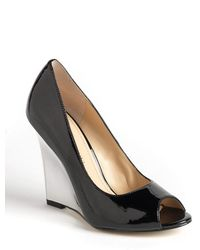 Enzo Angiolini - Amerly Wedge Court Shoes - Lyst