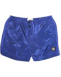Stone Island - Shorts 6815b0643 - Lyst