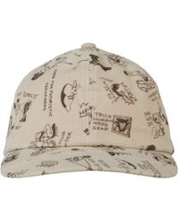 Human Made - Print Patchwork Cap - Lyst