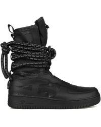 Nike - Sf Air Force Hi Boot - Lyst