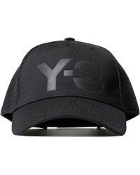Y-3 - Y-3 Trucker Cap - Lyst