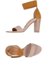Chloé | Sandals | Lyst