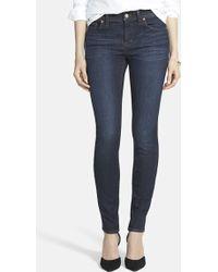 Madewell 'Skinny Skinny' Jeans - Lyst