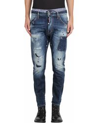 DSquared2 Kenny Twist Fit Denim Jeans - Lyst