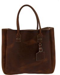 Billykirk - Leather Tote - Lyst