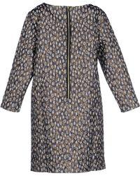 Maison Olga - Short Dress - Lyst