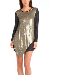 3.1 Phillip Lim Sequin-Embellished Silk Dress - Lyst