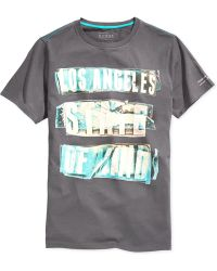 Guess Los Angeles T-Shirt - Lyst