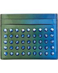 Christian Louboutin Kios Card Case multicolor - Lyst