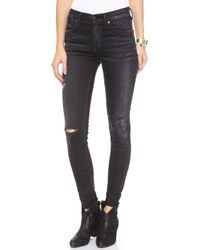 Citizens Of Humanity Rocket Skinny Jeans Porter - Lyst