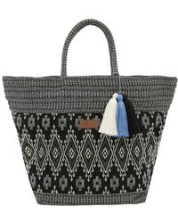 Seafolly - Carried Away Oversized Tote - Lyst