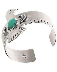 Hipanema - Royal Silver Cuff - Lyst