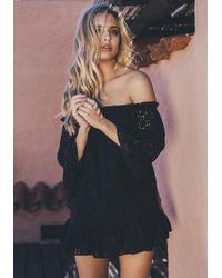 Pampelone - Provence Tunic Black - Lyst